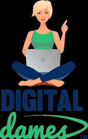 Digital Dames Logo