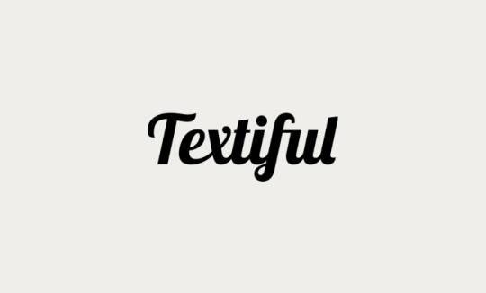 Textiful logo