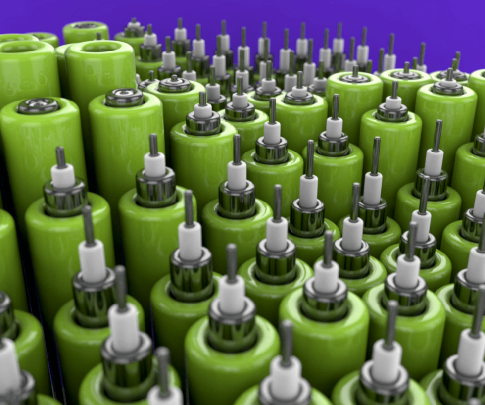 Images of green paint bottles