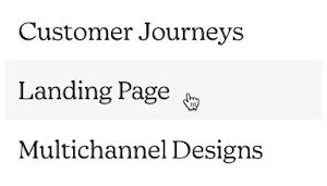 Cursor Clicks - Landing Page - Create Icon