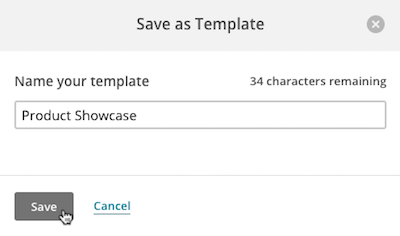Email Blast Templates | Reuse An Email Campaign Layout