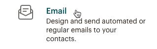 Cursor Clicks - Email