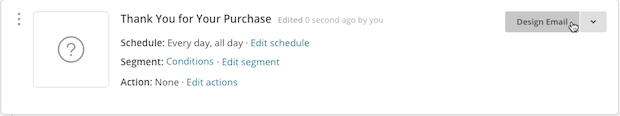 click design email