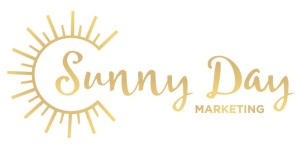 Image of text with Sunny Day Marketing