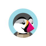 PrestaShop's company logo