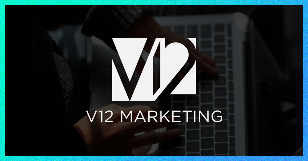 Image of V12 Marketing Logo