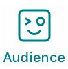 Active Audience icon in the Mailchimp mobile app.