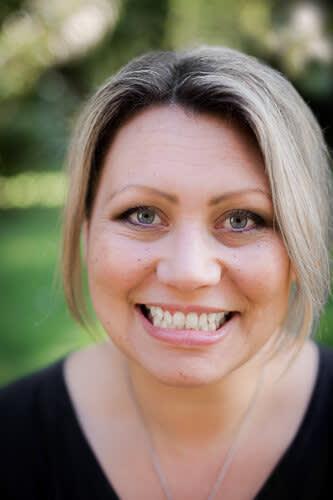 Photo of Emma Baker smiling