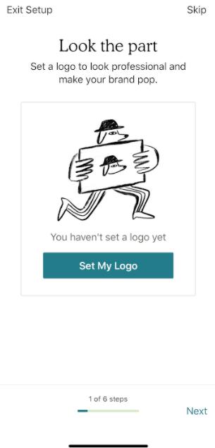 Mobile-landing page-logo