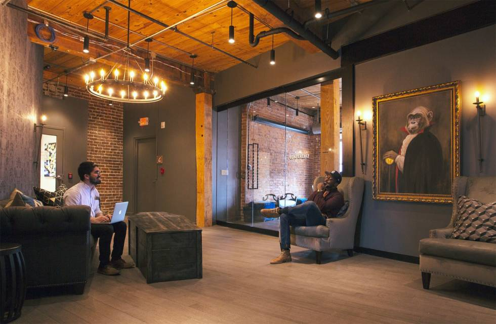A look inside of Mailchimp's second office