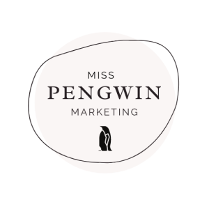 Miss Pengwin Marketing logo