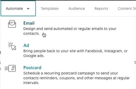 navegación-superior-automatizar-correo