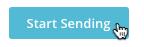 Imagen del botón start sending (iniciar envío) con el cursor