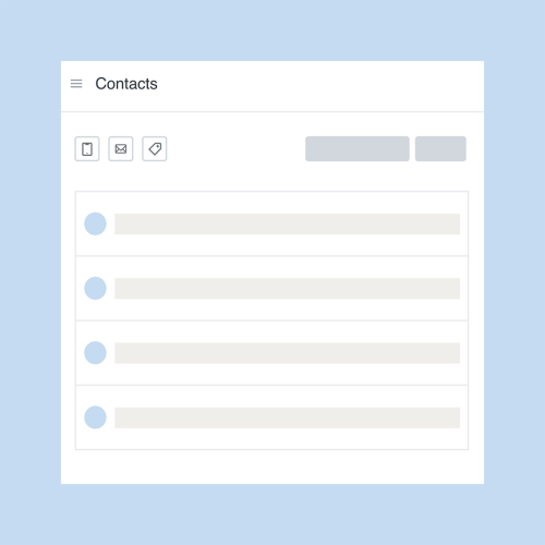 Zendesk Sell - contacts sync