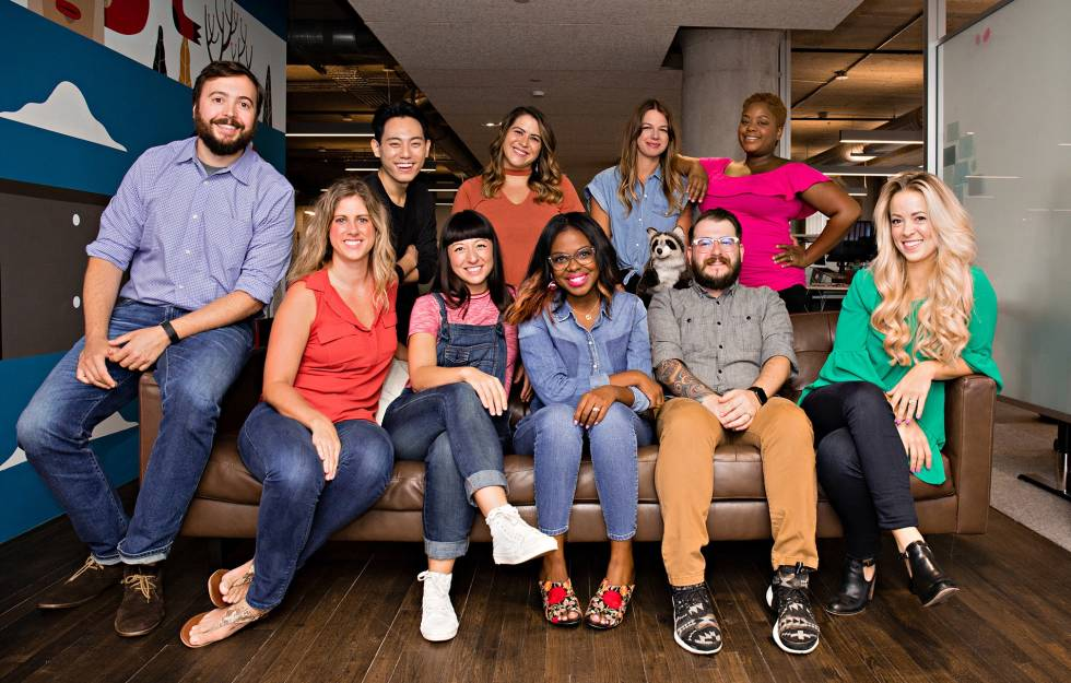 The Mailchimp Recruiting team