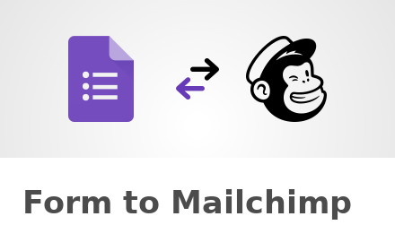 Image 3 - Form to Mailchimp