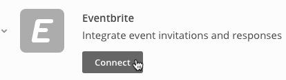 Clave API de Eventbrite
