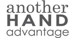 Another Hand Advantage logo