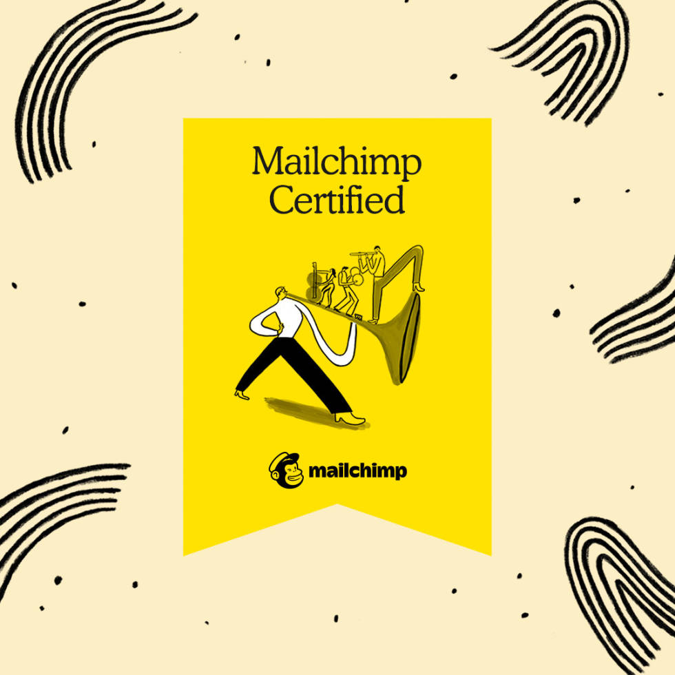 Mailchimp Certified Badge