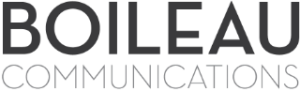 Boileau Communications logo