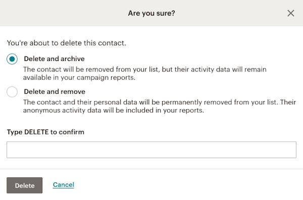 how to delete elite dating profile