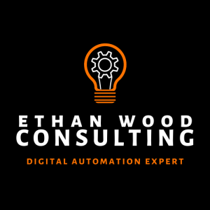 Ethan Wood Consulting logo