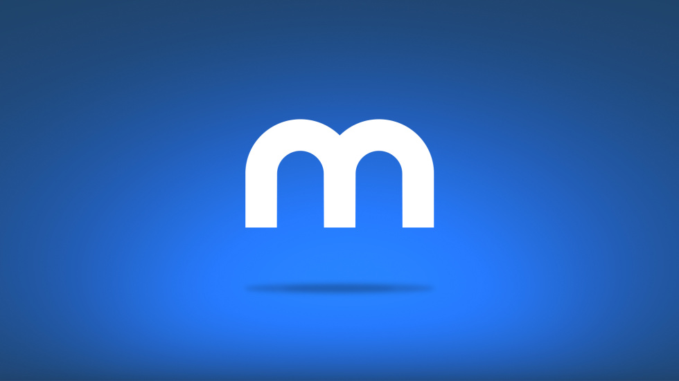 A lowercase m