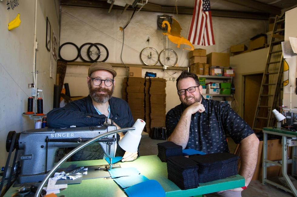 Brad Dowdy and Jeffrey Bruckwicki