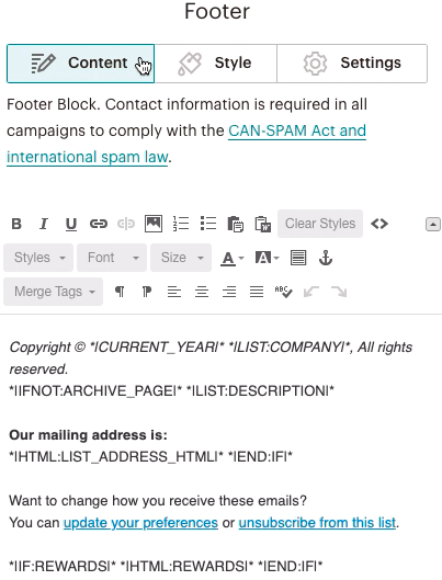 Footerblock-Contenttab