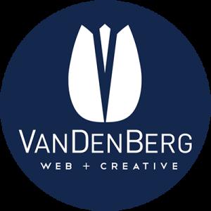 VanDenBerg Web + Creative Logo