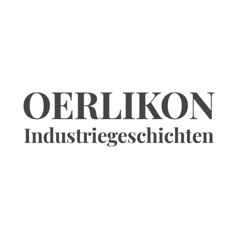 Image of Oerlikon Industriegeschichten logo