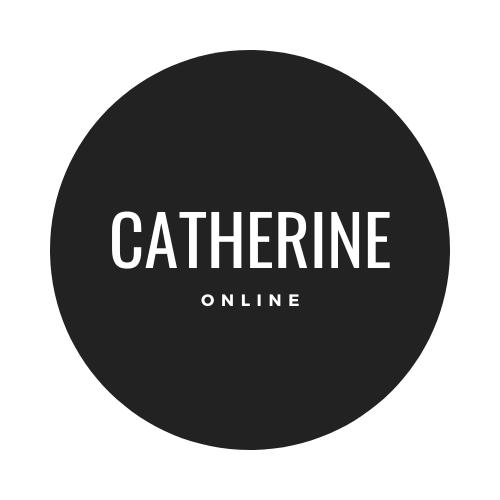 Catherine · Online Logo