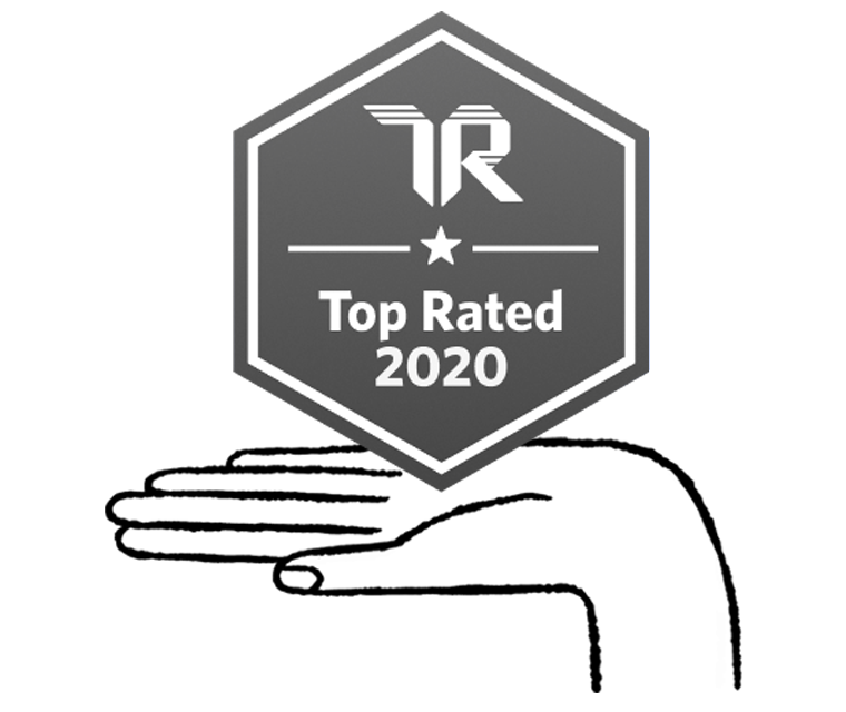 TrustRadius Top Rated 2019
