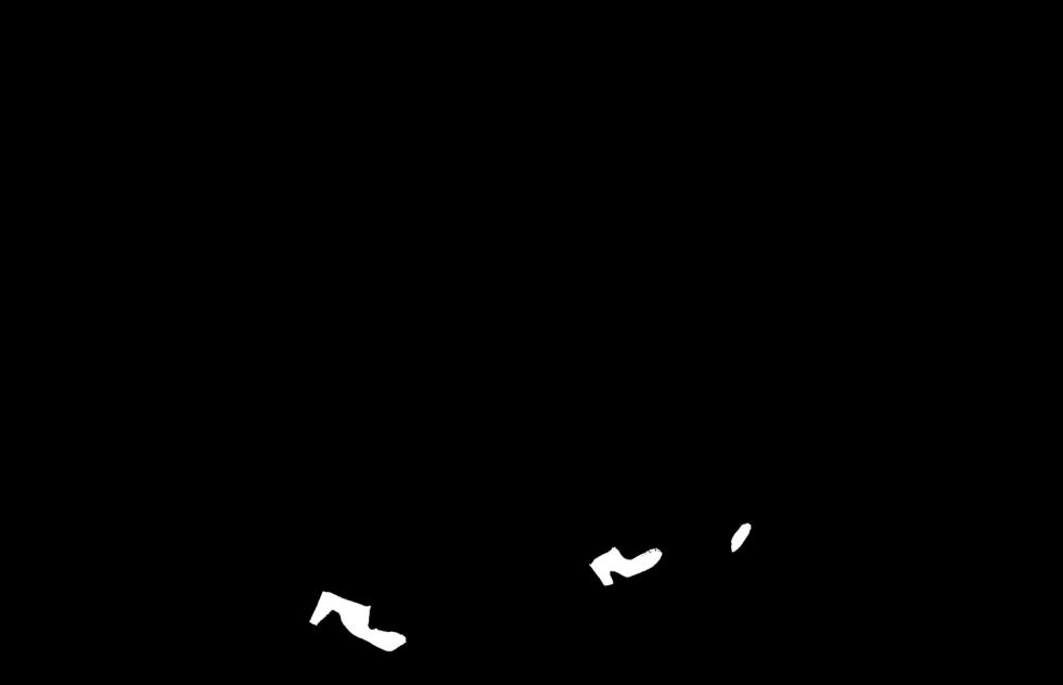 Illustration of people in a revolving door.