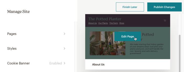 create-website-builder-screen