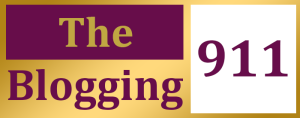 The Blogging 911 logo