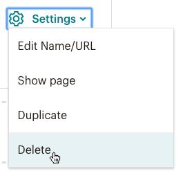 manage-website-delete-page