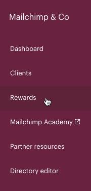 Cursor Clicks - Rewards - Mailchimp & Co