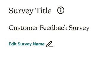 Survey-title-field