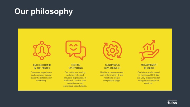 Image showing the philosophy of agency