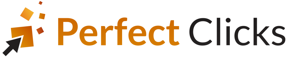 Perfect Clicks logo