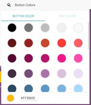 Button color picker.