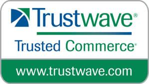Image of TrustWave Trusted Commerce Badge