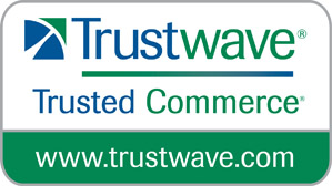 Image of TrustWave Trusted Commerce Badge
