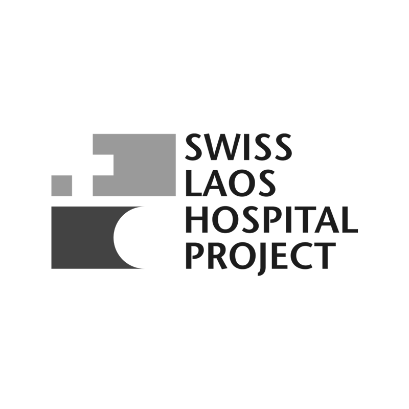 Image of Swiss Laos Hospital Project logo