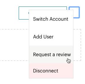 Cursor Clicks - Request a review - Partner Center
