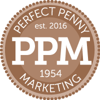 Image of Perfect Penny Marketing logo
