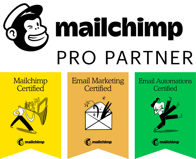 Image of Mailchimp Pro Partner Certification