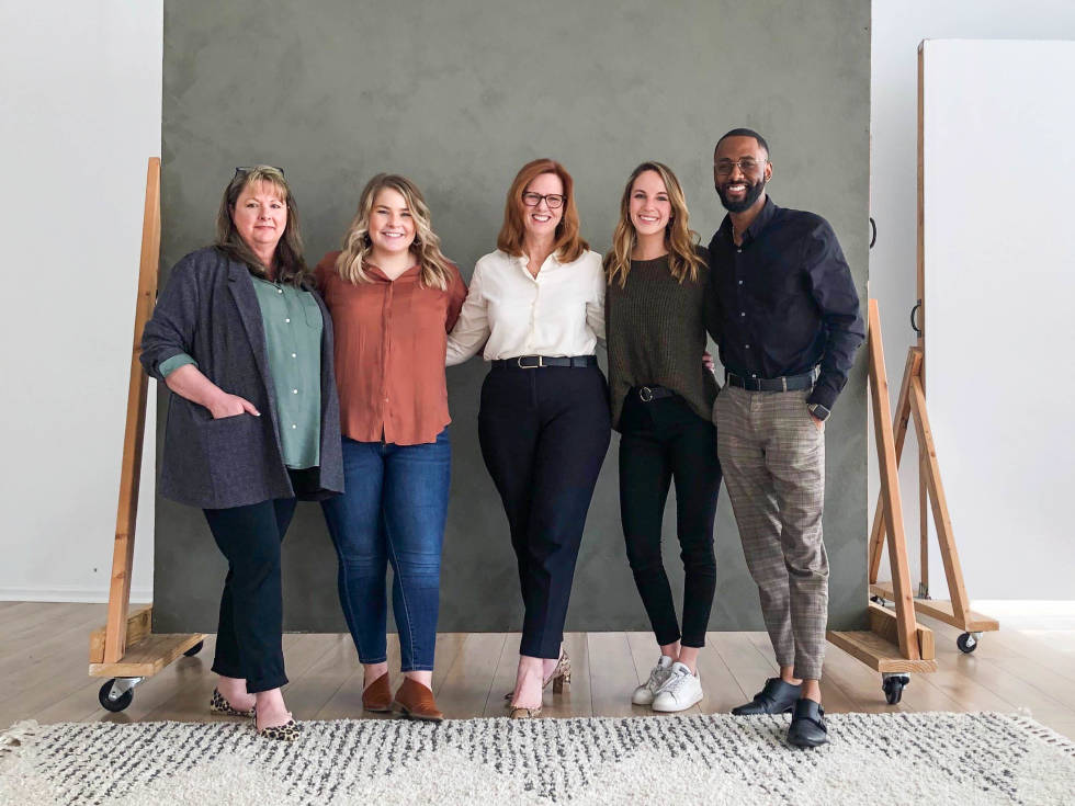 The team at Rose Marketing Solutions