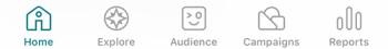 Barra de navegación de iOS